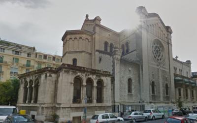 #Nice Un homme menaçant maîtrisé et interpellé dans l'église Saint-Pierre d'Arène